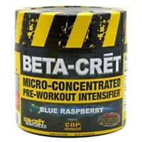 Beta-Cret Pre-Workout Intensifier Blue Raspberry 157g