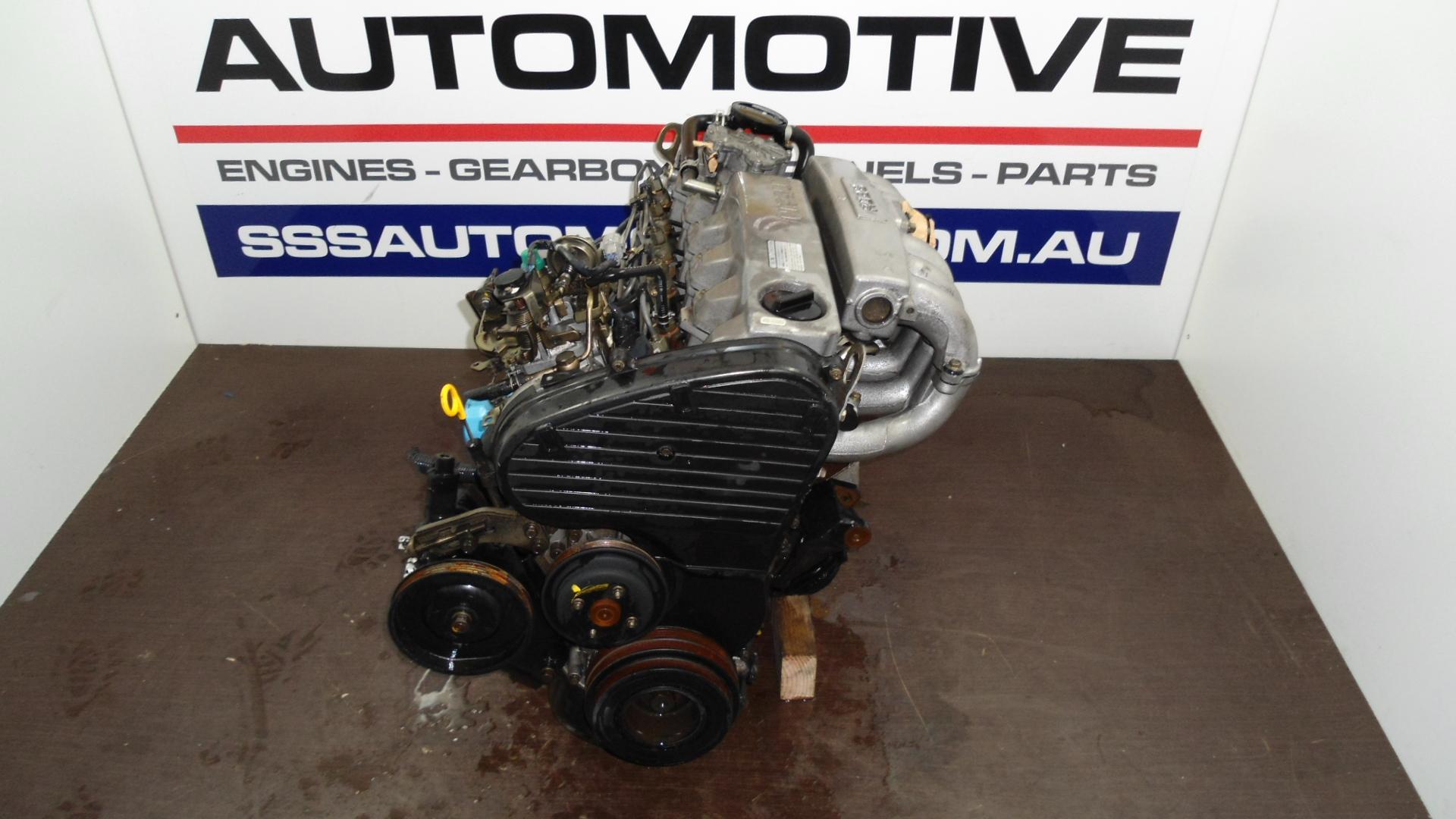 Nissan Ld28 Parts