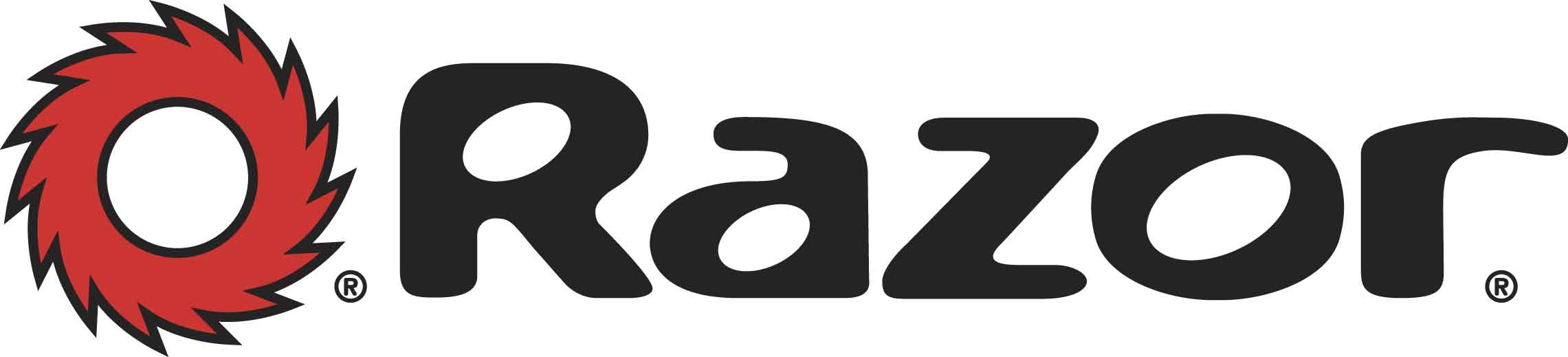 Fabricaciop: Razor Scooters Logo