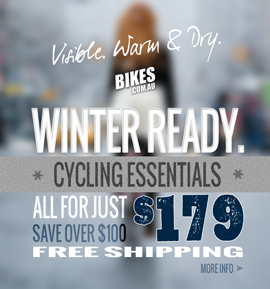 Winter Cycling Deals Melbourne