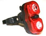 Tioga Dual Eyes Rear Light