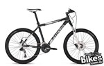 2012 Focus Black Raider 2.0 -  Mountain Bike