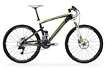 Merida Ninety Nine 2000-D - Dual Suspension Mountainbike