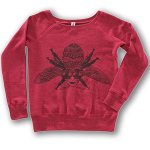 Bee Slouch Sweat