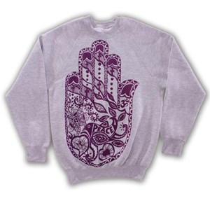 Hand Sweatshirt