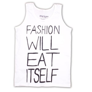 Fashion Will Eat Itself Vest