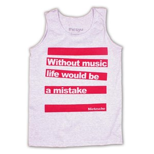 Without Music Vest