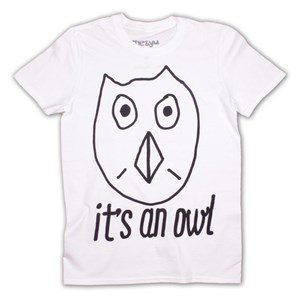 It's an Owl T-Shirt
