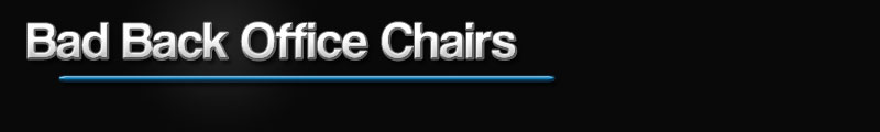 Kellys Office Furniture has the widest range of bad back office chairs at the most competitive prices.
