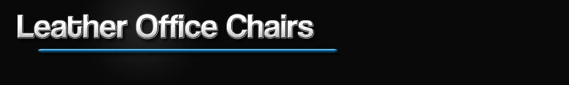 Kellys Office Furniture has a wide range of leather office chairs at the most competitive prices