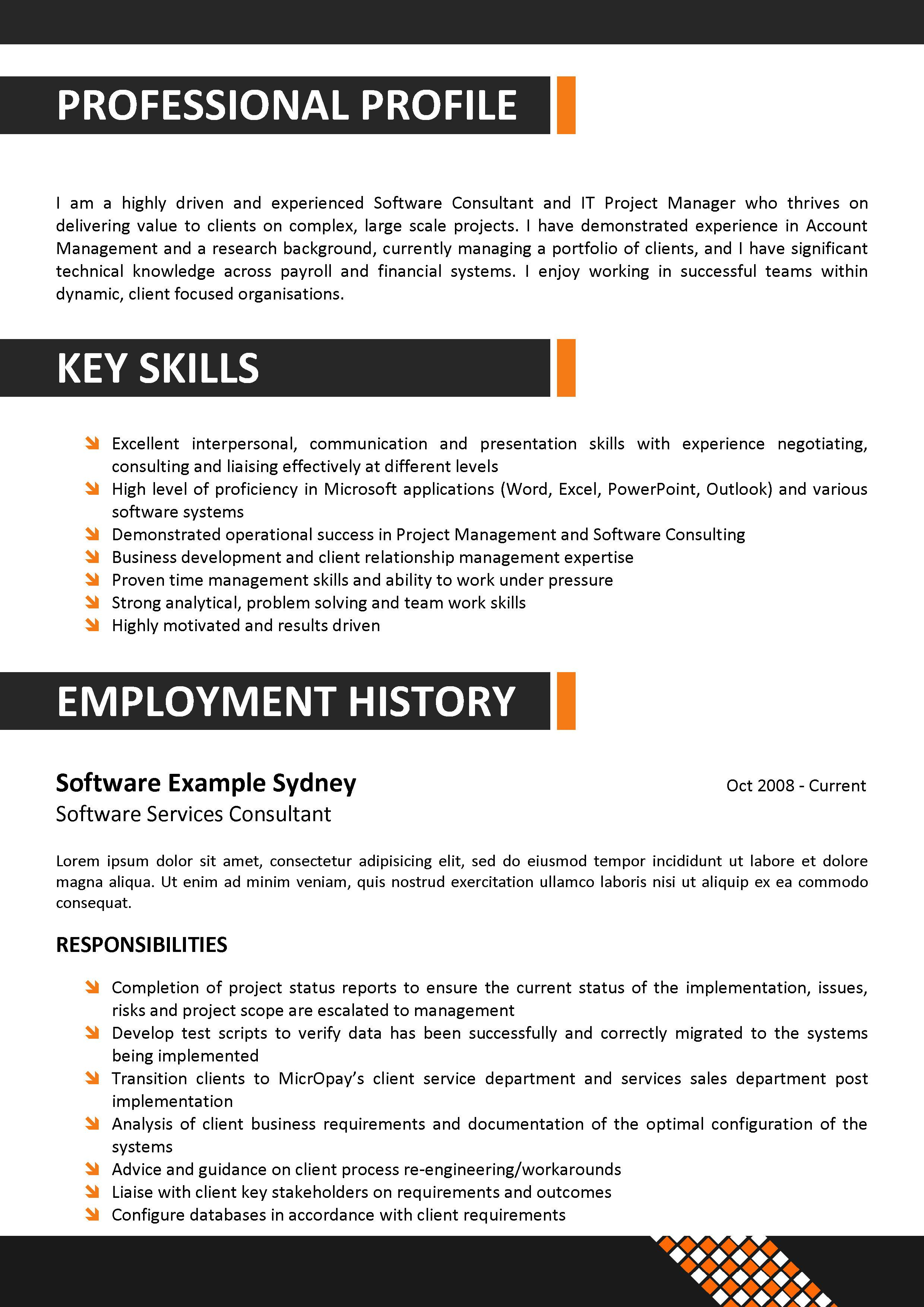 We can help with professional resume writing resume for Reusme templates