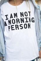 Motto Tişört