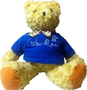 Peter Mac Teddy Bear