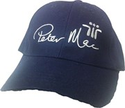 Peter Mac Blue Cap