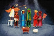 Children's Nativity Scene