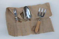 Hessian tool roll