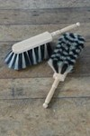Brush, Zebra style