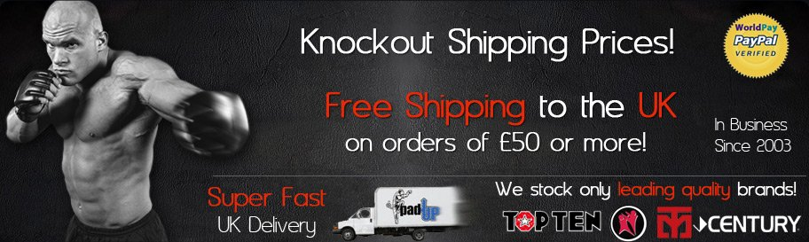 Buy Martial Arts Equipment UK & Ireland