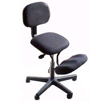 BackSaver Kneeling Chair With Back Support