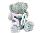 Me to you Tatty Teddy 50th Birthday wooden numbers