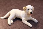 Labrador large plush toy - Beau