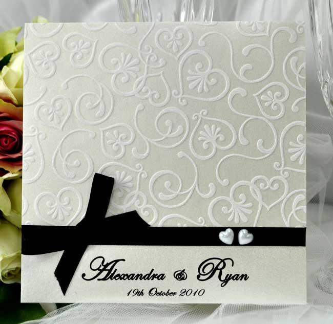 Very Best Embossed Wedding Invitations 650 x 633 · 39 kB · jpeg