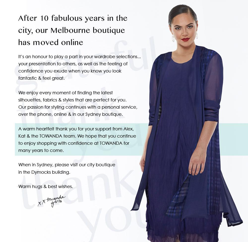 d5bc8d62eea TOWANDA womenswear - plus size designer fashion boutique women s ...