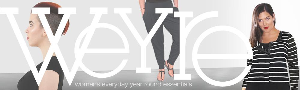 ffd1c9d56f WEYRE modern classics TOWANDA womenswear - plus size designer ...
