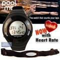 Poolmate Swim Watch with Heart Rate