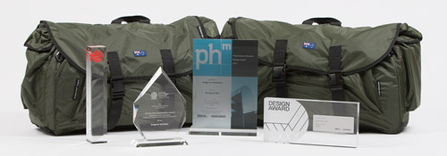 Multi Award Winning Backpack Bed