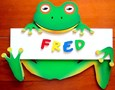 FROG Name Plaque