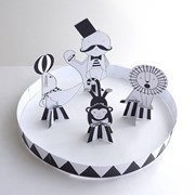 Cut-Play-Make Circus Kit