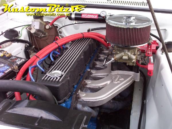 Chrysler Hemi Six 4 Barrel Manifold Aussiespeed Reworked