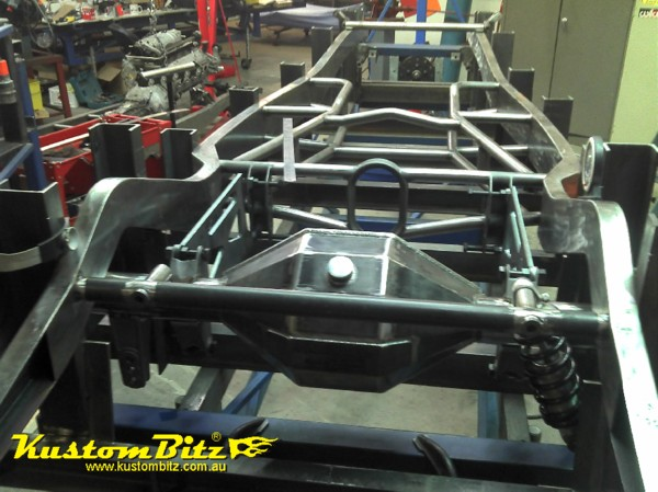 Lakes Hot Rod Parts New Hot Rod Chassis Construction