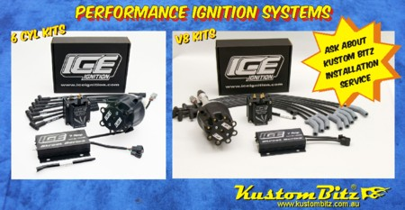 ICE Ignition Digital Inductive Discharge