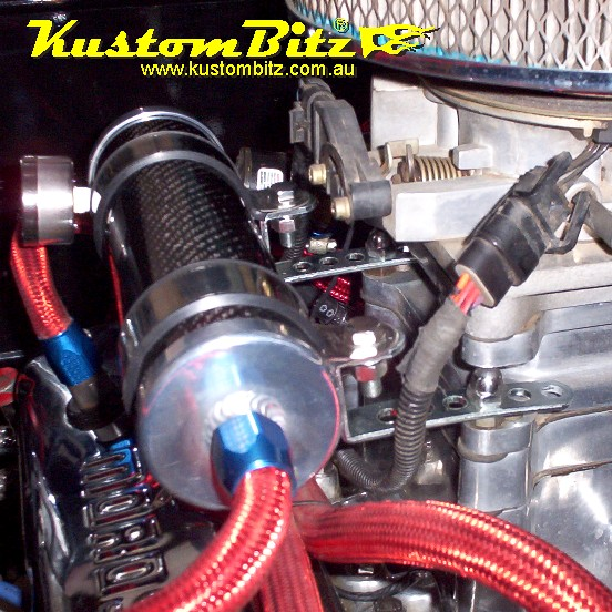 Vacuum Booster Tank To Boost Power Brakes