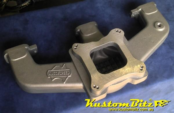 on Ford Inline 6 Turbo Manifold