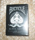 Bicycle Black Ghost krtya, els kiads! (1st Edition)