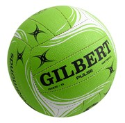 Gilbert Pulse netball - lime