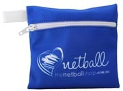 Love Netball mini purse