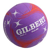Gilbert Pulse netball - purple