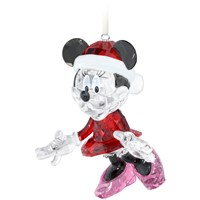 Swarovski Disney - Minnie Mouse Christmas Ornament