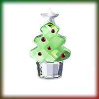"Swarovski ""Felix"" the Christmas Tree (Large)"