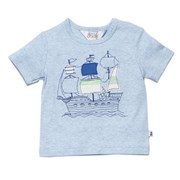 Bebe - IGGY PIRATE SHIP TEE