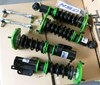 HSD HR-type coilovers for Toyota 86 and Subaru BRZ