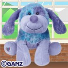 Webkinz Blueberry Cheeky Dog