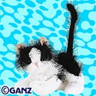 Webkinz Black & White Cat