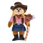 Beanie Kid Annie the Cowgirl Bear