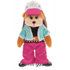 Beanie Kid Sista BK the Hip Hop Bear