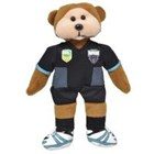 Beanie Kid Frank the NRL Penrith Panthers Bear